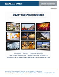 Monthly Research Register
