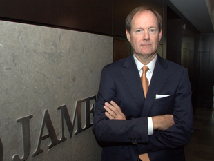 Paul Allison, Chairman and CEO of Raymond James Ltd.